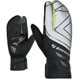 Ziener Dalyo AS Touch Bike Gloves poison yellow